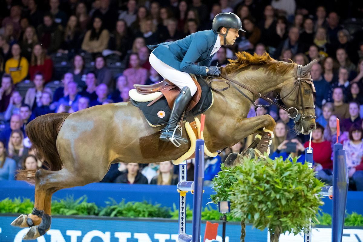 Jumping Amsterdam @ RAI
